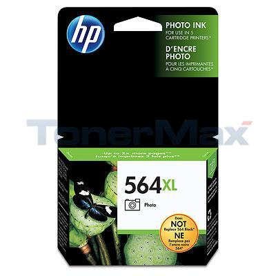 HP PHOTOSMART C6380 NO 564 XL INK CART PHOTO BLACK